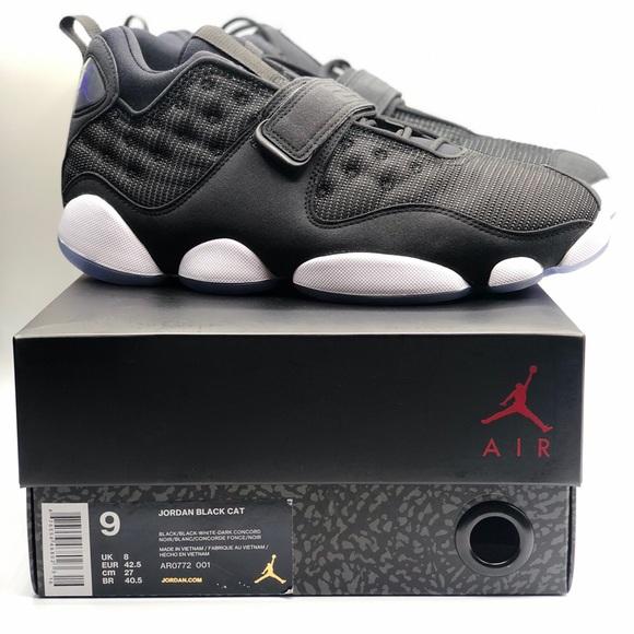 Nike Air Black Cat Space Jam Mens Shoe